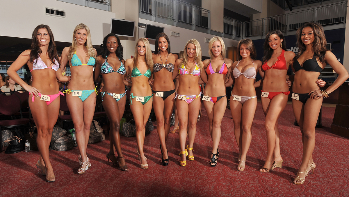 Miss nude california competition